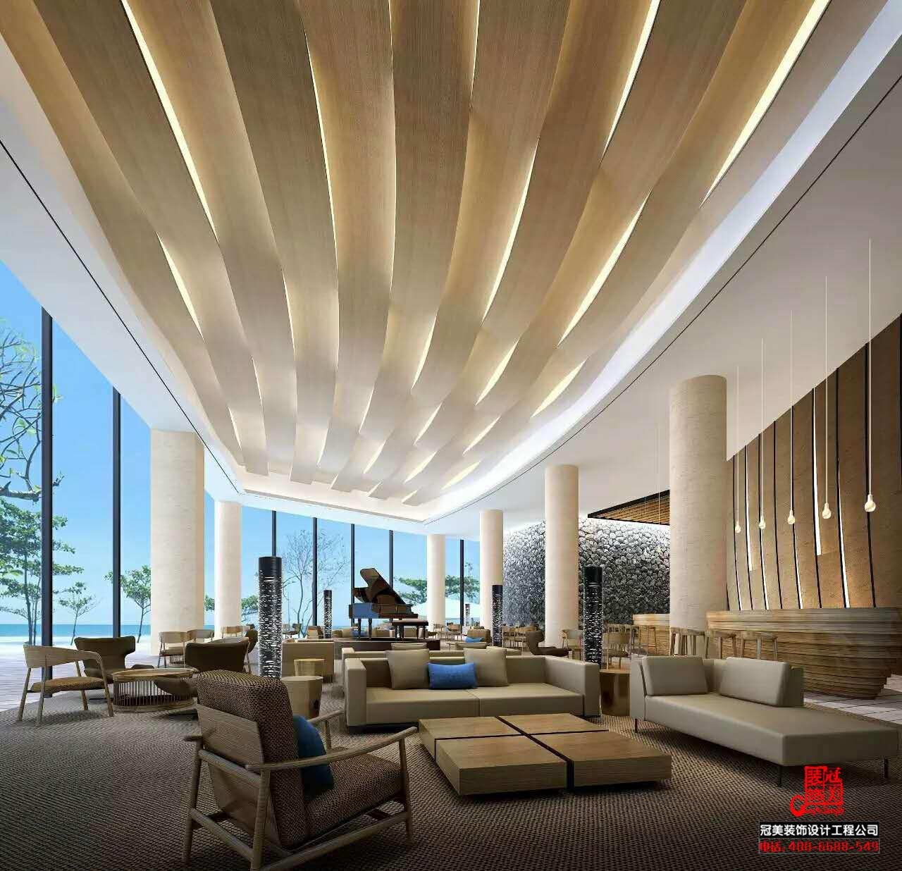 商务宾馆设计