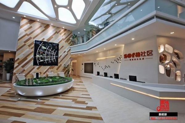 售楼部设计  展厅设计系列2